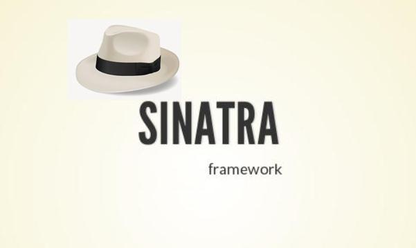 Mini curso de Sinatra